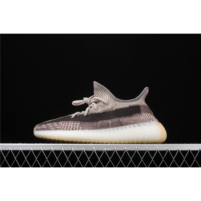 Adidas Yeezy Boost 350 V2 Cinder Shoe In Browm Black