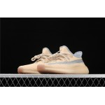 Adidas Yeezy Boost 350 V2 Linen Shoe In Sand Gray