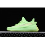 Adidas Yeezy Boost 350 V2 Shoe In Fluorescent Green
