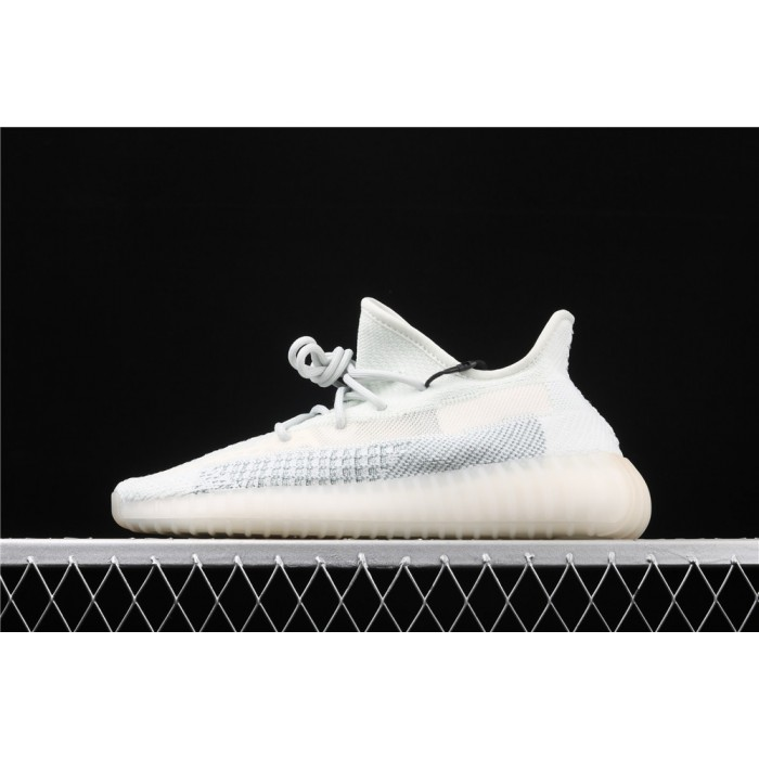 Adidas Yeezy Boost 350 V2 Shoe In Ice Blue White
