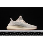 Adidas Yeezy Boost 350 V2 Shoe In Sand Gray