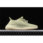 Adidas Yeezy Boost 350 V2 Shoe In Yellow Gray