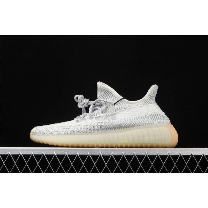 Adidas Yeezy Boost 350 V2 Tailgate Shoe In Gray White