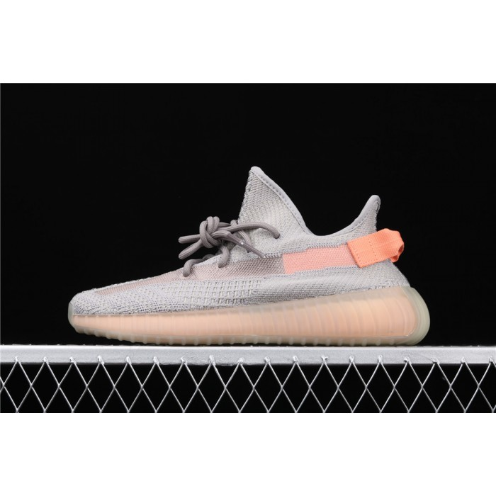 Adidas Yeezy Boost 350 V2 True Form Shoe In Gray