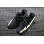 Adidas Yeezy Boost 350 V2 Real Basf Shoe In Black Cream