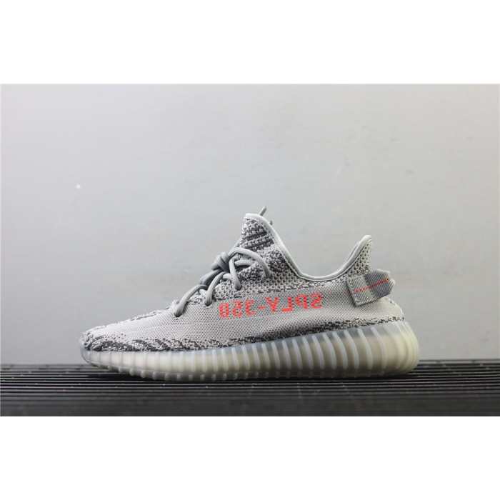 Adidas Yeezy Boost 350 V2 Real Basf Shoe In Dark Gray Orange