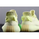 Adidas Yeezy Boost 350 V2 Real Basf Shoe In Fluorescent Yellow
