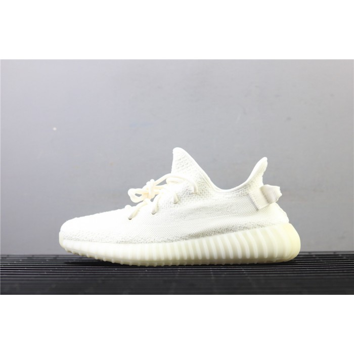 Adidas Yeezy Boost 350 V2 Real Basf Shoe In Fluorescent White
