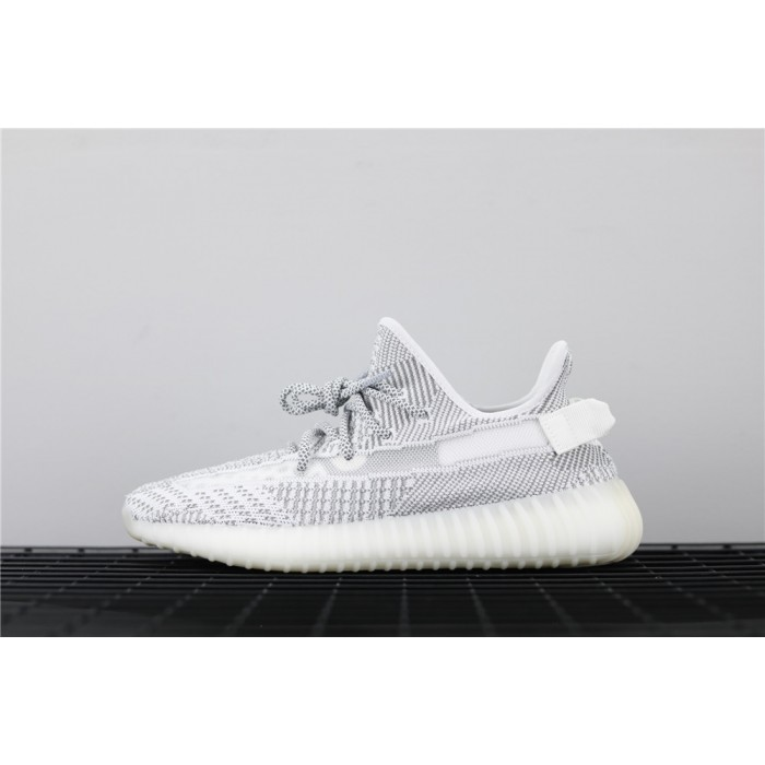 Adidas Yeezy Boost 350 V2 Real Basf Shoe Static In Light Gray