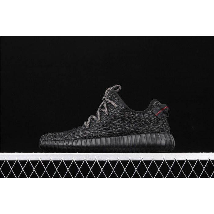 Adidas Yeezy Boost 350 Basf Shoe In Black