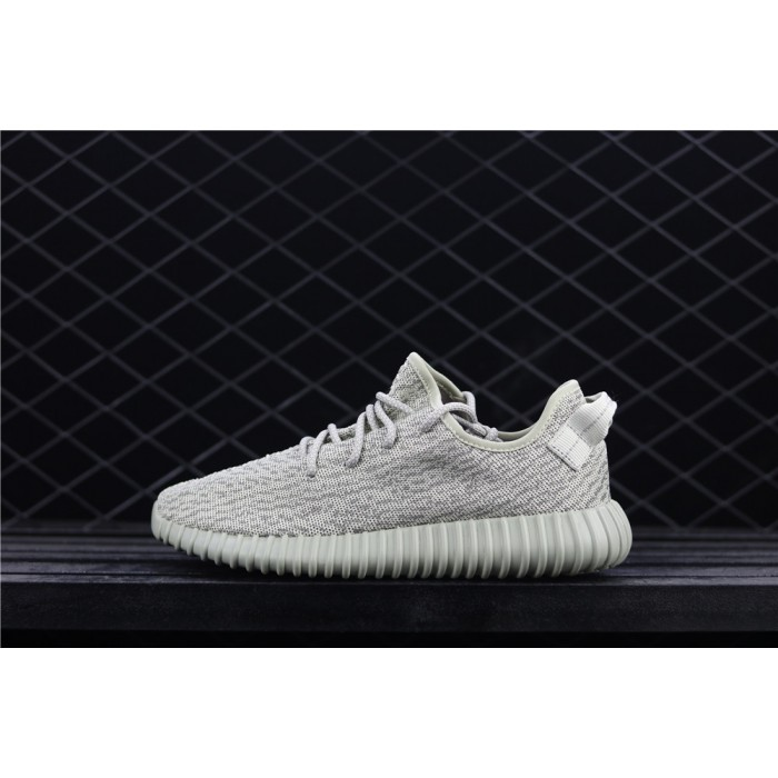 Adidas Yeezy Boost 350 Basf Shoe In Gray Green
