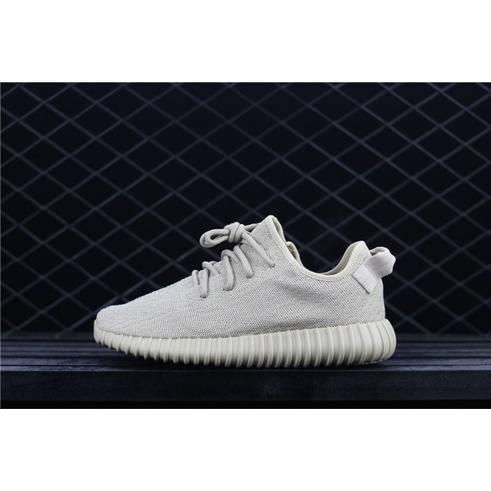 Adidas Yeezy Boost 350 Basf Shoe In Light Grey