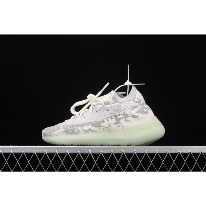 Adidas Yeezy Boost 380 V3 Alien Shoe In Cream Grey
