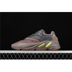 Adidas Calabasas Yeezy Boost 700 Runner Shoe In Brown Gray