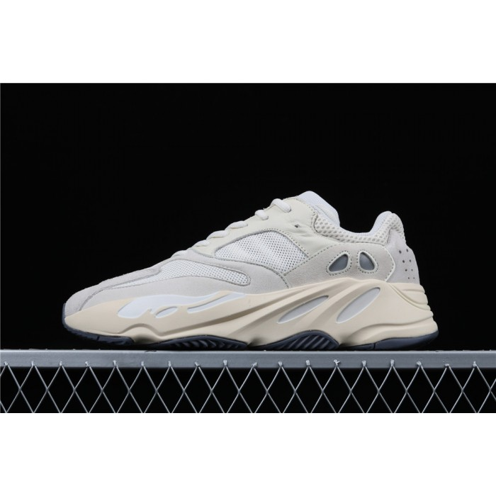 Adidas Yeezy Boost 700 Analog Shoe In Light Gray Cream