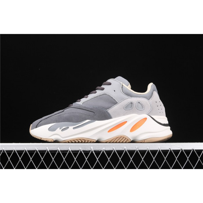 Adidas Yeezy Boost 700 Magnet Shoe In Grey Cream