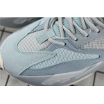 Adidas Yeezy Boost 700 Shoe Inertia Shoe In Gray Ice Blue