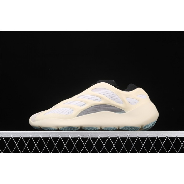 Adidas Yeezy Boost 700 V3 Azael Shoe In Cream White
