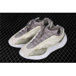 Adidas Yeezy Boost 700 V3 Shoe In Army Green Whirte