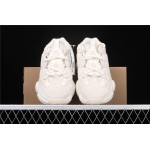 Adidas Yeezy 500 Bone White Shoe In Cream