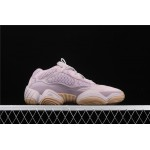 Adidas Yeezy Desert 500 Soft Vision Shoe In Violet