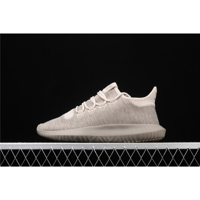 Adidas Original Tubular Shadow Shoe In Cream