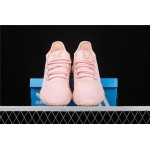 Adidas Original Tubular Shadow Shoe In Full Pink