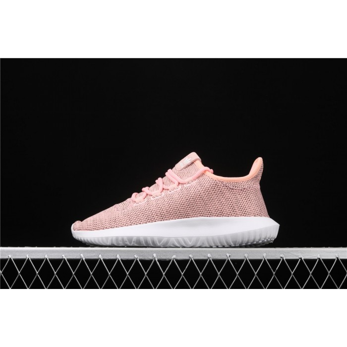 Adidas Original Tubular Shadow Shoe In Pink