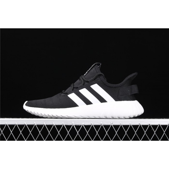 Adidas Tubular Doom Sock PK Shoe In Black White