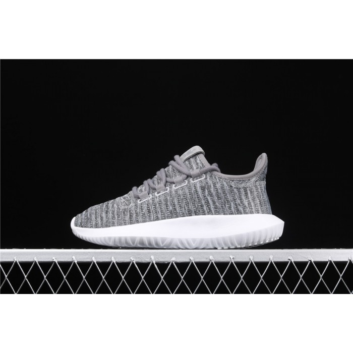 Adidas Tubular Shadow PK Shoe In Grey White