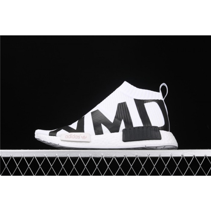 Adidas NMD Real Boost CS1 PK Cloud White EG7538