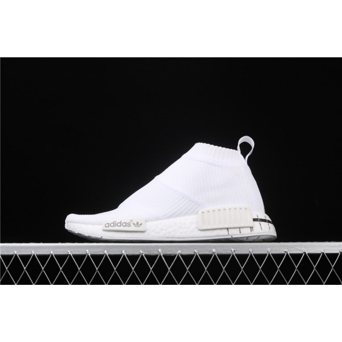 Adidas NMD Real Boost CS1 PK White Black BD7732