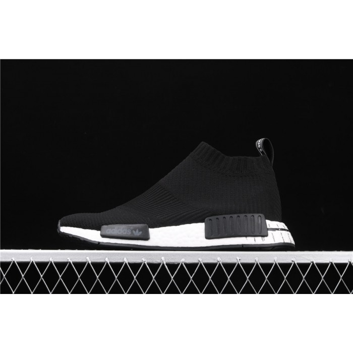 Adidas NMD Real Boost CS1 PK White Black BD7733