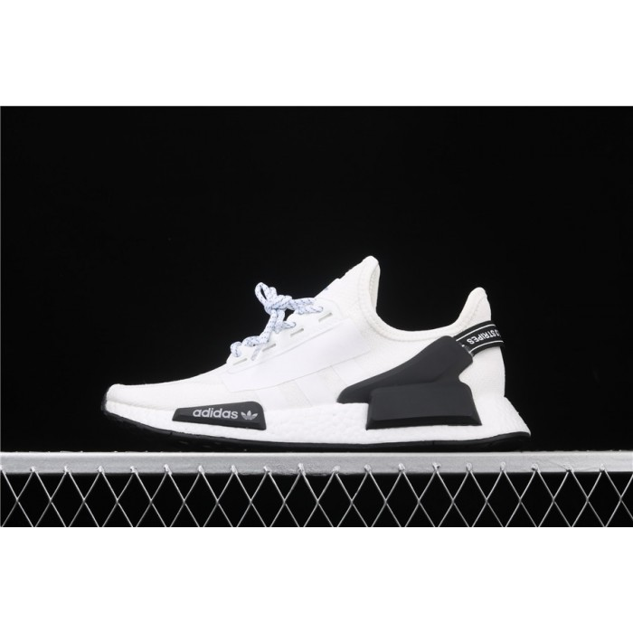 Adidas NMD Real Boost R1 V2 FW5326 Cream Black