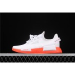 Adidas NMD Real Boost R1 V2 FX3902 White Orange