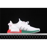 Adidas NMD Real Boost R1 V2 FY1160 Cream Green Red