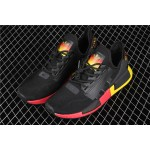 Mens Adidas NMD Real Boost R1 V2 FX4149 Black Yellow Red