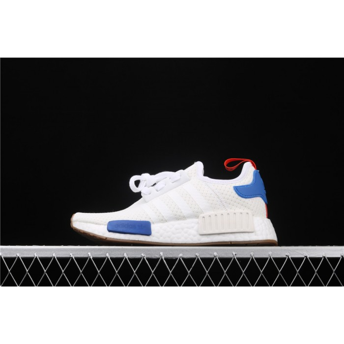Adidas NMD Real Boost R1 BB9498 Cream Blue