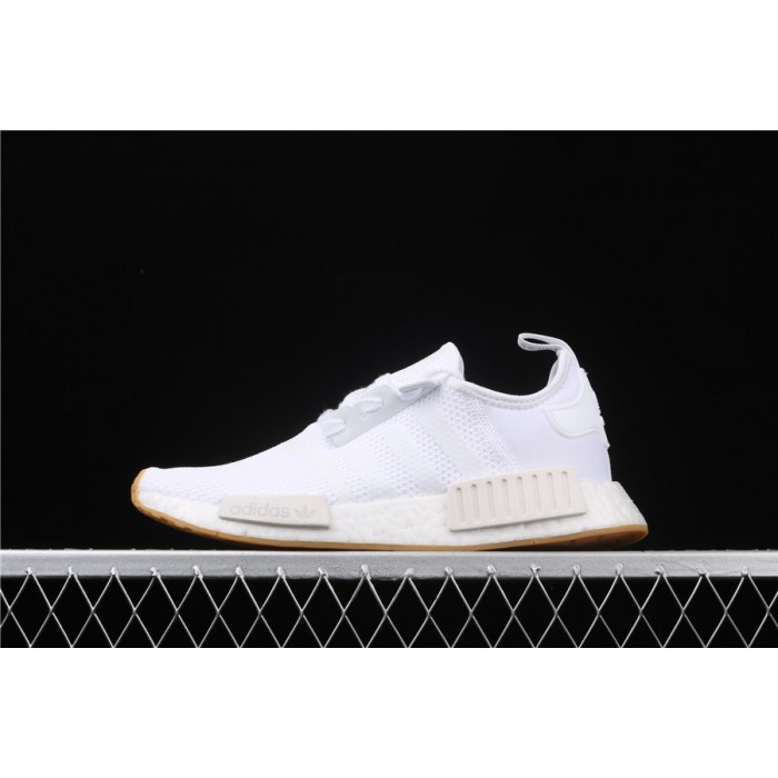 Adidas NMD Real Boost R1 D96635 White
