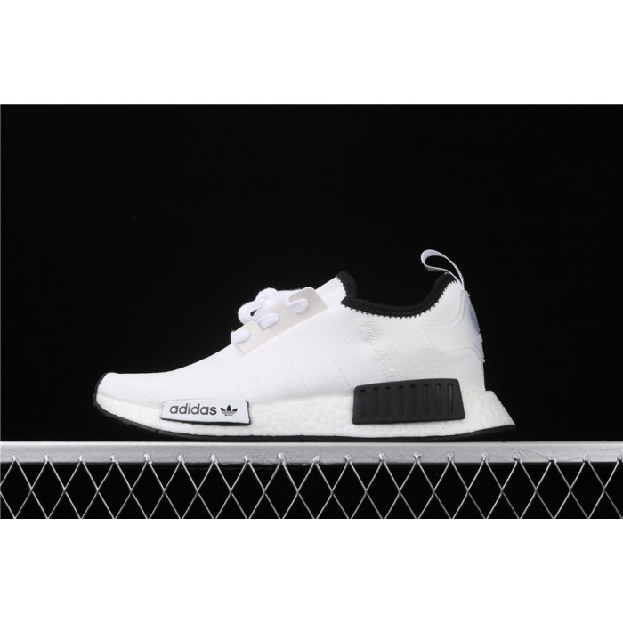 Adidas NMD Real Boost R1 DB3587 Cream Black