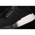 Adidas NMD Real Boost R1 EF5861 Black White