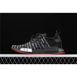 Adidas NMD Real Boost R1 EG6363 Black Red