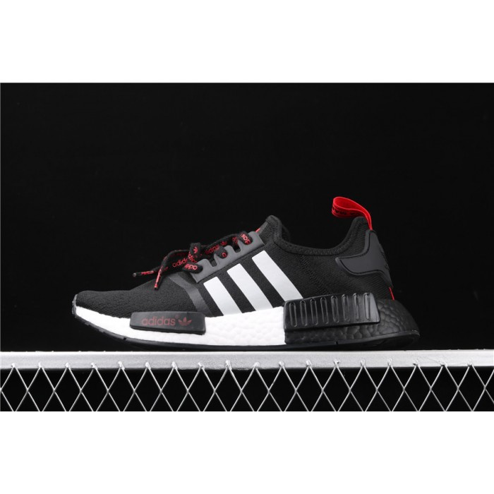 Adidas NMD Real Boost R1 FV2548 Black White