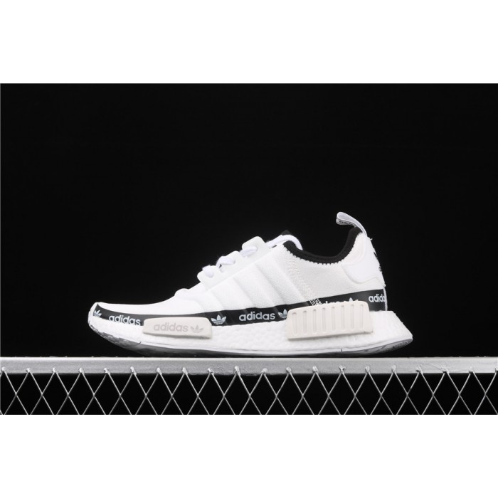 Adidas NMD Real Boost R1 FV7306 Cream Black