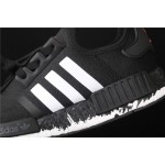 Adidas NMD Real Boost R1 FW7568 Black White