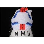 Adidas NMD Real Boost R1 G27916 Blue White