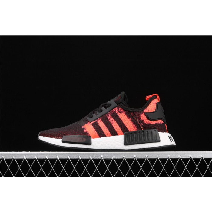 Adidas NMD Real Boost R1 G27951 Black Red