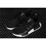 Adidas NMD Real Boost R1 Originals Taping EE5082 Black