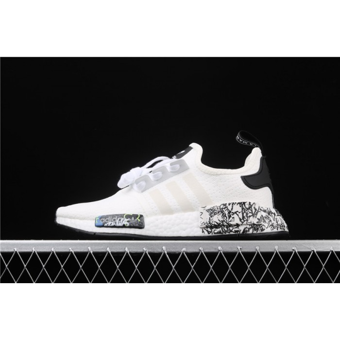 Adidas NMD Real Boost Runner PK R1 EG7576 Rream