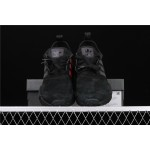 Mens Adidas NMD Real Boost R1 B97419 In Full Black